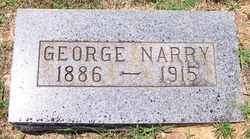NARRY, GEORGE - Coffee County, Tennessee | GEORGE NARRY - Tennessee Gravestone Photos