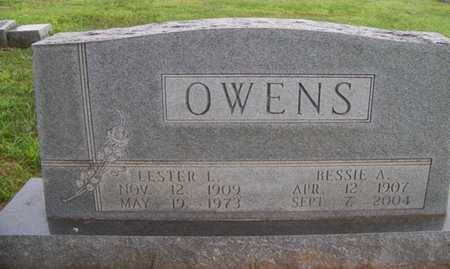ADAMS OWENS, BESSIE - Coffee County, Tennessee | BESSIE ADAMS OWENS - Tennessee Gravestone Photos
