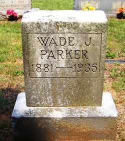 PARKER, WADE JARRETT - Coffee County, Tennessee | WADE JARRETT PARKER - Tennessee Gravestone Photos