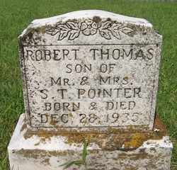 POINTER, ROBERT THOMAS - Coffee County, Tennessee | ROBERT THOMAS POINTER - Tennessee Gravestone Photos