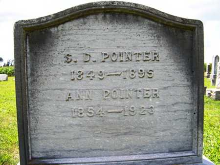 POINTER, STEVE DECATUR - Coffee County, Tennessee | STEVE DECATUR POINTER - Tennessee Gravestone Photos