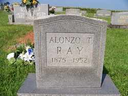 RAY, ALONZO T. - Coffee County, Tennessee | ALONZO T. RAY - Tennessee Gravestone Photos