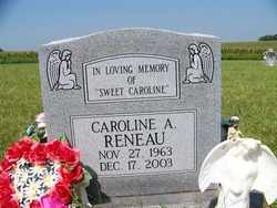 RENEAU, CAROLINE A. - Coffee County, Tennessee | CAROLINE A. RENEAU - Tennessee Gravestone Photos