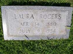 LUSK ROGERS, LAURA - Coffee County, Tennessee | LAURA LUSK ROGERS - Tennessee Gravestone Photos