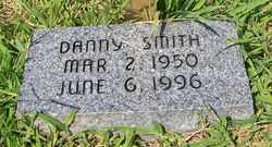 SMITH, DANNY - Coffee County, Tennessee | DANNY SMITH - Tennessee Gravestone Photos
