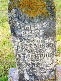 SMITH, ELMER C. - Coffee County, Tennessee | ELMER C. SMITH - Tennessee Gravestone Photos