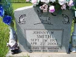 SMITH, JOHNNY W. - Coffee County, Tennessee | JOHNNY W. SMITH - Tennessee Gravestone Photos
