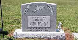 SMITH, TANYA ANN - Coffee County, Tennessee | TANYA ANN SMITH - Tennessee Gravestone Photos