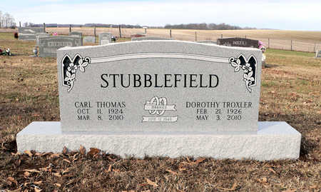 STUBBLEFIELD, DOROTHY - Coffee County, Tennessee | DOROTHY STUBBLEFIELD - Tennessee Gravestone Photos