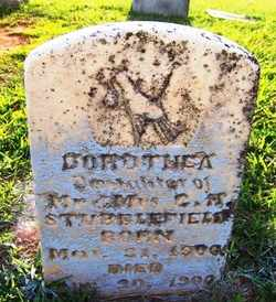 STUBBLEFIELD, DOROTHEA - Coffee County, Tennessee | DOROTHEA STUBBLEFIELD - Tennessee Gravestone Photos