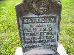 STUBBLEFIELD, KATTIE L.V. - Coffee County, Tennessee | KATTIE L.V. STUBBLEFIELD - Tennessee Gravestone Photos