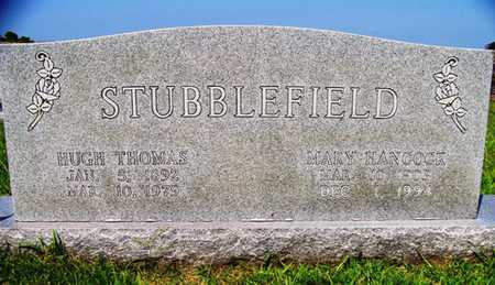 STUBBLEFIELD, MARY - Coffee County, Tennessee | MARY STUBBLEFIELD - Tennessee Gravestone Photos