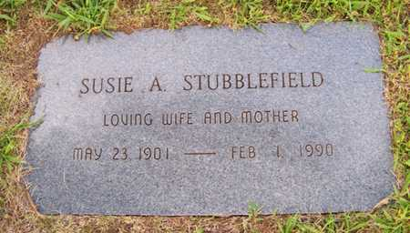 STUBLEFIELD, SUSIE - Coffee County, Tennessee | SUSIE STUBLEFIELD - Tennessee Gravestone Photos