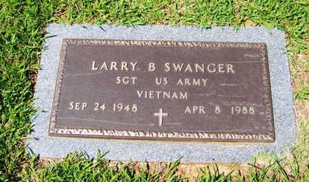SWANGER  (VETERAN VIET), LARRY B - Coffee County, Tennessee | LARRY B SWANGER  (VETERAN VIET) - Tennessee Gravestone Photos