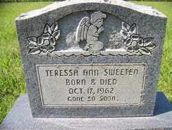 SWEETEN, TRESSA ANN - Coffee County, Tennessee | TRESSA ANN SWEETEN - Tennessee Gravestone Photos
