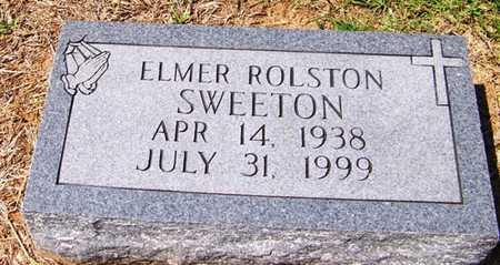 SWEETON, ELMER ROLSTON - Coffee County, Tennessee | ELMER ROLSTON SWEETON - Tennessee Gravestone Photos