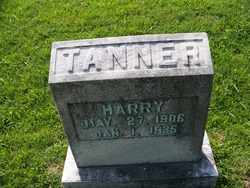 TANNER, HARRY - Coffee County, Tennessee | HARRY TANNER - Tennessee Gravestone Photos