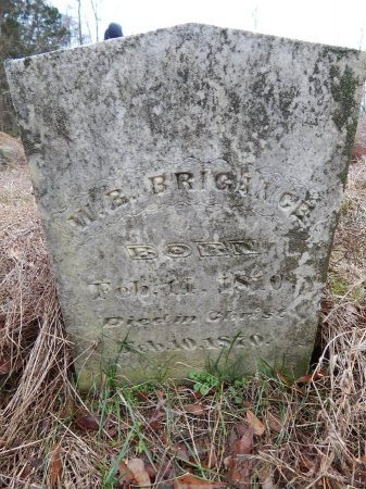 BRIGANCE, WILEY BLOUNT - Crockett County, Tennessee | WILEY BLOUNT BRIGANCE - Tennessee Gravestone Photos