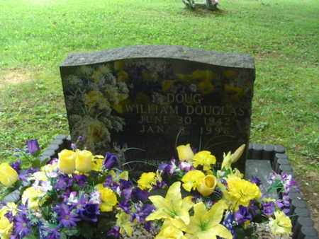 DOUGLAS, WILLIAM - Cumberland County, Tennessee | WILLIAM DOUGLAS - Tennessee Gravestone Photos