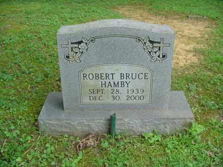 HAMBY, ROBERT BRUCE - Cumberland County, Tennessee | ROBERT BRUCE HAMBY - Tennessee Gravestone Photos