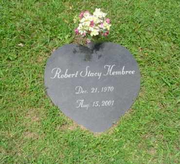HEMBREE, ROBERT STACY - Cumberland County, Tennessee | ROBERT STACY HEMBREE - Tennessee Gravestone Photos