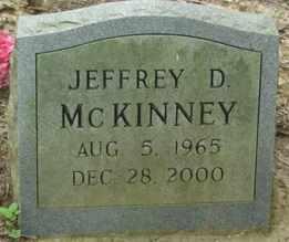 MCKINNEY, JEFFREY D. - Cumberland County, Tennessee | JEFFREY D. MCKINNEY - Tennessee Gravestone Photos