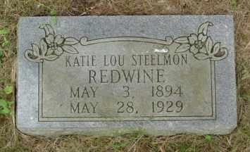 REDWINE, KATIE LOU - Cumberland County, Tennessee   KATIE LOU REDWINE - Tennessee Gravestone Photos