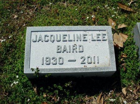 "LEE BAIRD, ELEANOR JACQUELINE ""JACKIE"" - Davidson County, Tennessee | ELEANOR JACQUELINE ""JACKIE"" LEE BAIRD - Tennessee Gravestone Photos"