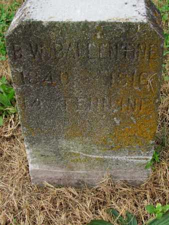 BALLENTINE (VETERAN CSA), B. W. - Davidson County, Tennessee | B. W. BALLENTINE (VETERAN CSA) - Tennessee Gravestone Photos