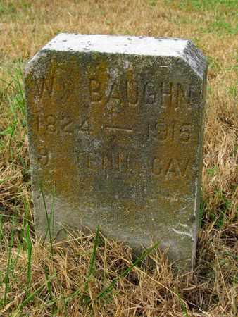BAUGHN (VETERAN CSA), W. - Davidson County, Tennessee | W. BAUGHN (VETERAN CSA) - Tennessee Gravestone Photos