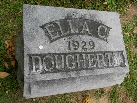 DOUGHERTY, ELLA C. - Davidson County, Tennessee | ELLA C. DOUGHERTY - Tennessee Gravestone Photos