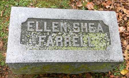 SHEA FARRELL, ELLEN - Davidson County, Tennessee | ELLEN SHEA FARRELL - Tennessee Gravestone Photos