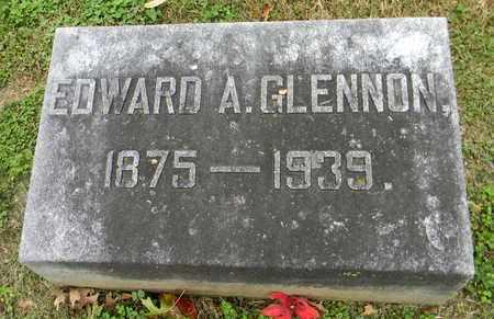 GLENNON, EDWARD A. - Davidson County, Tennessee | EDWARD A. GLENNON - Tennessee Gravestone Photos