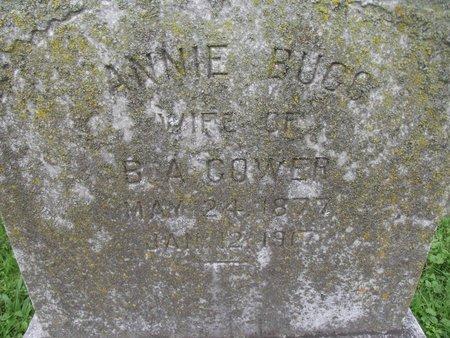 GOWER, REBECCA ANNIE - Davidson County, Tennessee | REBECCA ANNIE GOWER - Tennessee Gravestone Photos