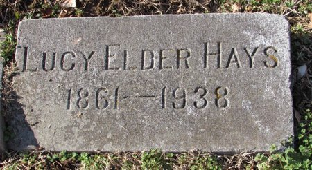 ELDER HAYS, LUCY BELLE - Davidson County, Tennessee | LUCY BELLE ELDER HAYS - Tennessee Gravestone Photos