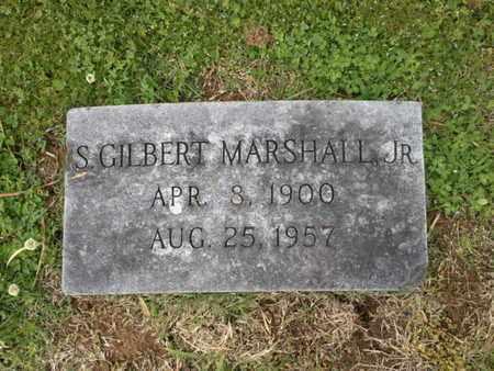 MARSHALL, S GILBERT (JR) - Davidson County, Tennessee | S GILBERT (JR) MARSHALL - Tennessee Gravestone Photos