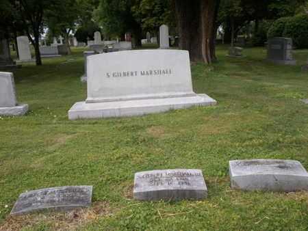 MARSHALL, S GILBERT MARSHALL (FAMILY PLOT) - Davidson County, Tennessee   S GILBERT MARSHALL (FAMILY PLOT) MARSHALL - Tennessee Gravestone Photos