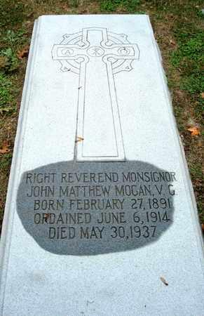 MOGAN, JOHN MATTHEW - Davidson County, Tennessee   JOHN MATTHEW MOGAN - Tennessee Gravestone Photos