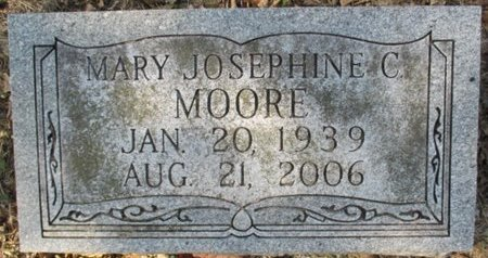 MOORE, MARY JOSEPHINE - Davidson County, Tennessee | MARY JOSEPHINE MOORE - Tennessee Gravestone Photos