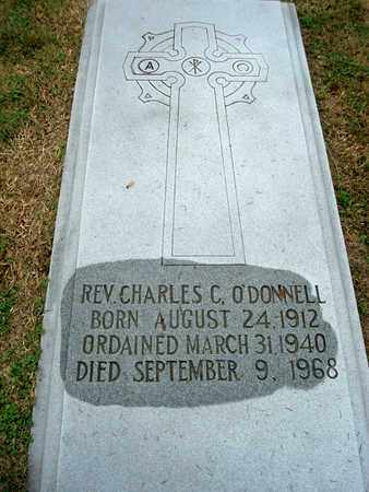 O'DONNELL, CHARLES C. - Davidson County, Tennessee   CHARLES C. O'DONNELL - Tennessee Gravestone Photos