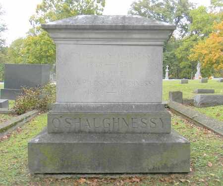 O'SHAUGHNESSY, LEO J. - Davidson County, Tennessee | LEO J. O'SHAUGHNESSY - Tennessee Gravestone Photos