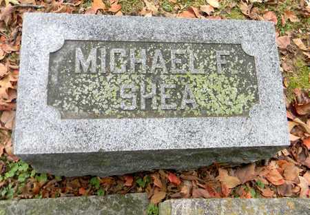 SHEA, MICHAEL F. - Davidson County, Tennessee | MICHAEL F. SHEA - Tennessee Gravestone Photos