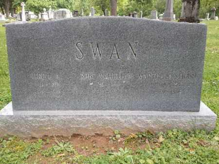 SWAN, FAMILY STONE - Davidson County, Tennessee   FAMILY STONE SWAN - Tennessee Gravestone Photos
