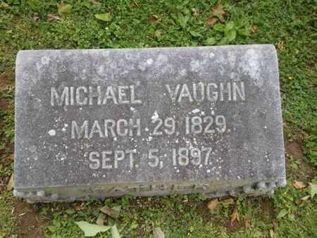 VAUGHN, MICHAEL - Davidson County, Tennessee | MICHAEL VAUGHN - Tennessee Gravestone Photos