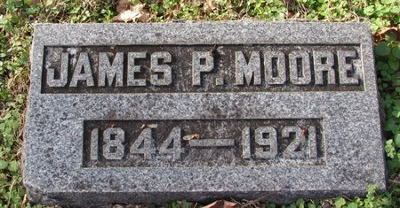 MOORE, JAMES P. - Davidson County, Tennessee | JAMES P. MOORE - Tennessee Gravestone Photos