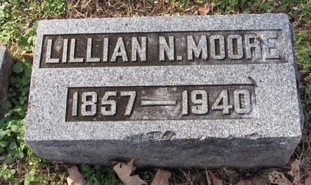 MOORE, LILLIAN - Davidson County, Tennessee | LILLIAN MOORE - Tennessee Gravestone Photos