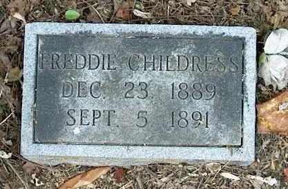 CHILDRESS, FREDDIE - DeKalb County, Tennessee | FREDDIE CHILDRESS - Tennessee Gravestone Photos
