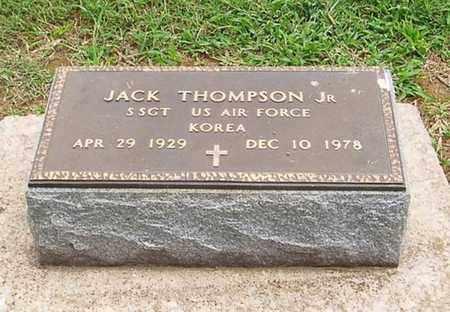 THOMPSOLN  (VETERAN KOR), JACK JR - Dyer County, Tennessee | JACK JR THOMPSOLN  (VETERAN KOR) - Tennessee Gravestone Photos