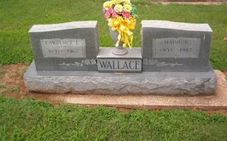 """WALLACE, LAWRENCE E """"PETE"""" - Dyer County, Tennessee 
