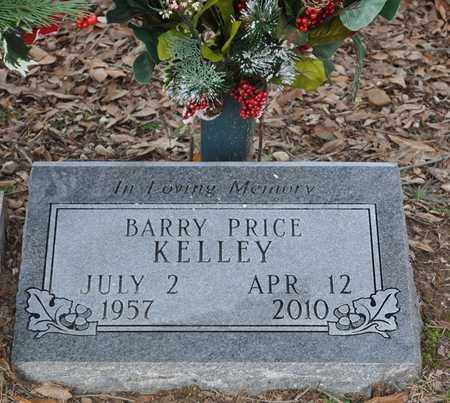 KELLEY, BARRY PRICE - Fayette County, Tennessee | BARRY PRICE KELLEY - Tennessee Gravestone Photos